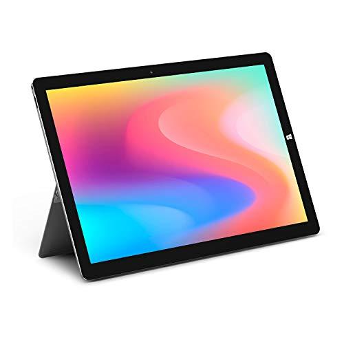 TECLAST Tablet PC 2 in 1 Laptop X6pro 12.6 Pollici 2880x1928 IPS Windows 10 Intel Core M3-7Y30, 8GB ROM+256GB SSD, 2+5 MP Telecamera+Tipe-C+Bluetooth+GPS+WiFi+38000 mWh (Non incluse Stilo e Tastiera)