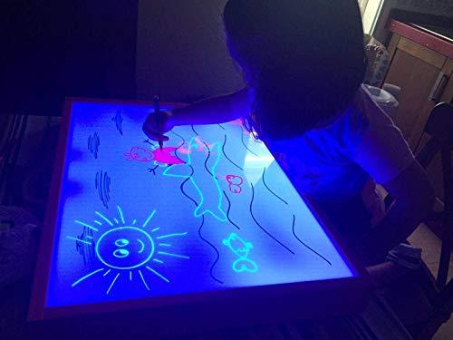 caja de luz montessori