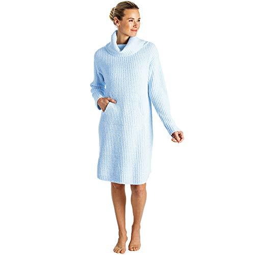 Softies Women's Ultra Soft Marshmallow Slouch Turtleneck...