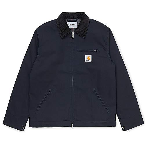 Carhartt Giubbino Uomo Detroit Jacket' Blu I015264DARK Navy. M