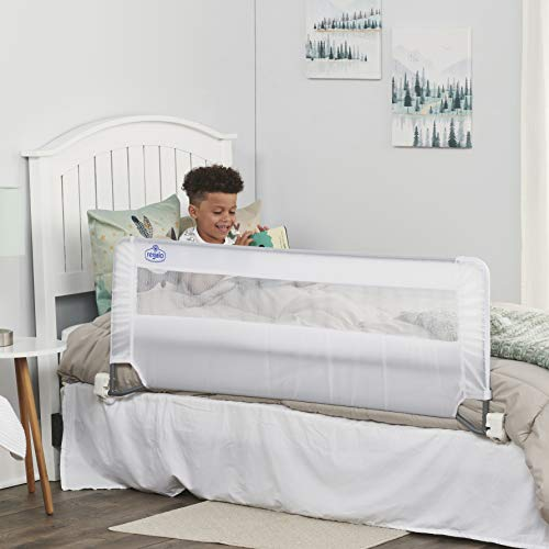 Regalo Swing Down Extra Long Bed Rail Guard
