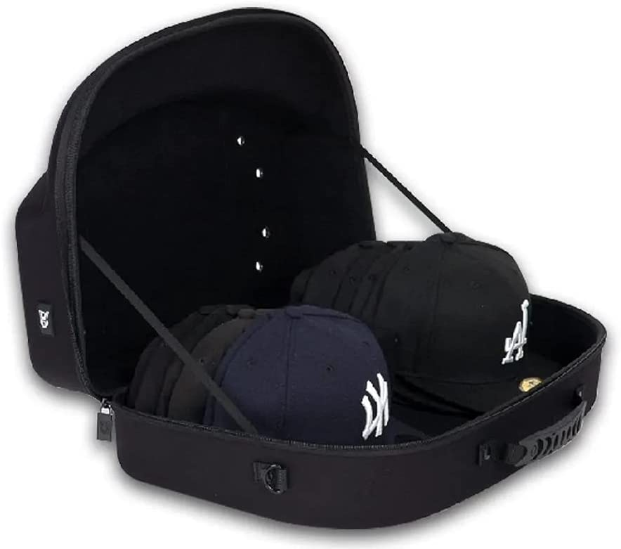 Homiegear Hat Carrier Case - Sp and All items in the store Wholesale Crush-Proof Nylon Neoprene
