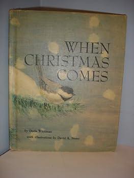 Hardcover When Christmas Comes by Doris Whitman (1964-06-01) Book