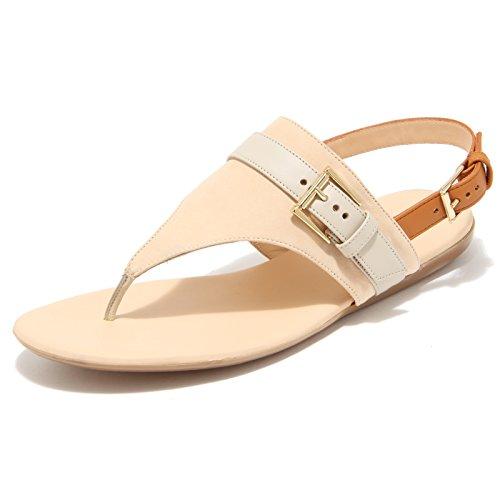 Hogan 7969I Sandali Infradito Donna Valencia Scarpe Shoes Flips-Flops Women [37.5]