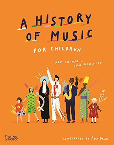 Image of A History of Music for Children