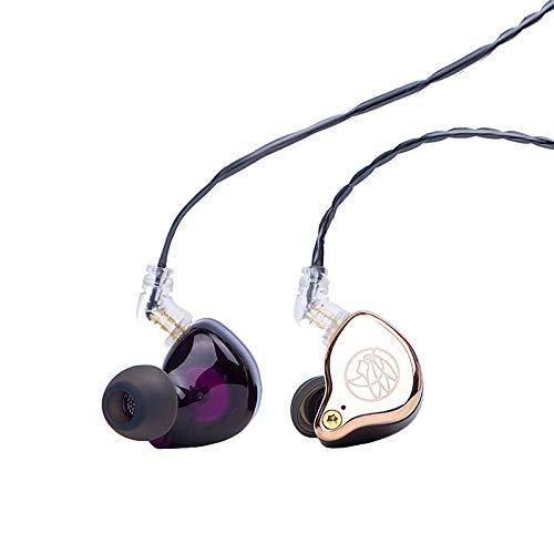TFZ T2 Galaxy Dynamischer Treiber IEMs HiFi-Monitor DJ Studio Music In-Ear-Ohrhörer Ohrhörer (002)