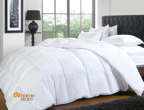 Roma Extra Warm Duck Feather & Down Winter Duvet 15.0 Tog (Double 200cm x 200cm)