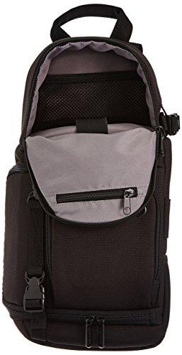Amazon Basics Camera Sling Bag - 8 x 6 x 15 Inches, Black