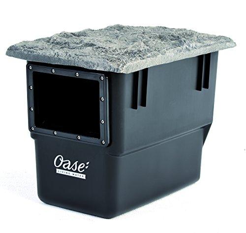 Oase 57137 Einbau-Oberflächenabsauger BioSys Skimmer plus | Oberflächensauger | Teichoberfläche