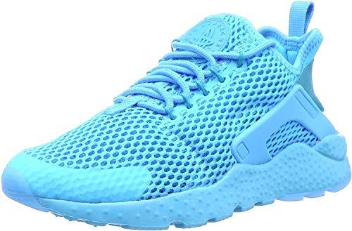Nike Air Huarache Run Ultra BR, Scarpe da Fitness Donna, Blu Chiaro, 38 EU
