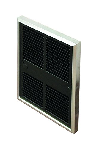 """TPI E3035DWBW Series 3000 Fan Forced Ceiling Heater, 13 Amps, 3-5/8"""" Thickness"""