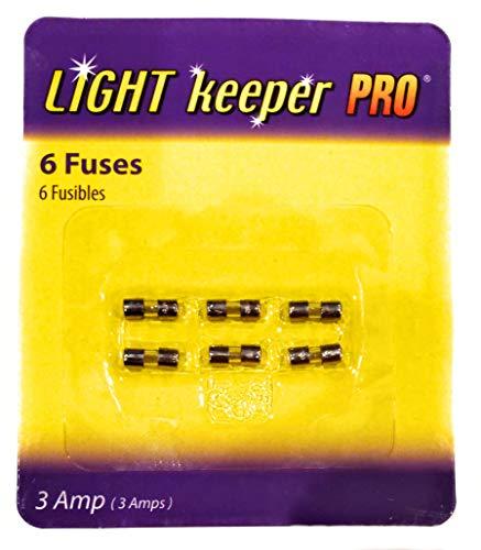Light Keeper pro fuses 3 amp