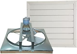 Cool Attic Belt Drive Whole House Fan - 36in. 9700 CFM, Model Number CX36BD2SPD