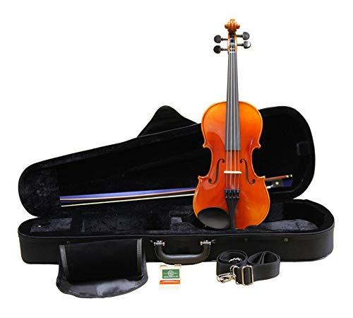 【入門用】 鈴木バイオリン No.230 3/4 アウトフィットバイオリン 弓、軽量ケース 23F、ブランケット、松ヤニ セット(4/4〜1/16)