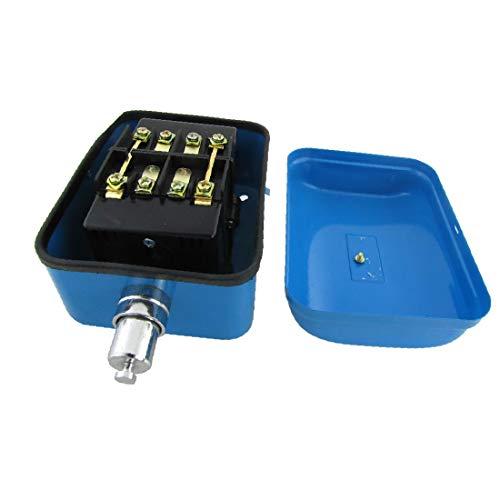 X-DREE Elevador eléctrico Impulso momentáneo del émbolo del interruptor de límite 4 N.C. 4PST 40A / 380VAC (a5a7559764d879272a31448062729249)