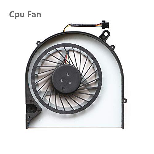 DXCCC Laptop-Kühler für EVGA SC15 Gaming Laptop CPU-Lüfter CPU Fan
