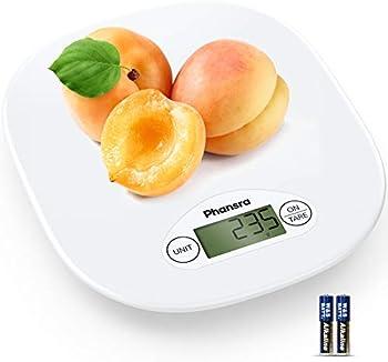 Phansra 11lb Digital Kitchen Scale