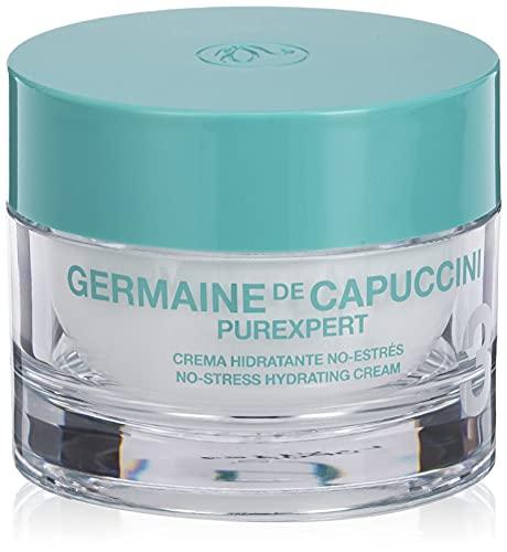 Germaine de Capuccini crema hidratante antiestrés para piel normal mixta