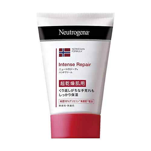 【Neutrogena】ニュートロジーナ ノルウェーフォーミュラ インテンスリペア ハンドクリーム