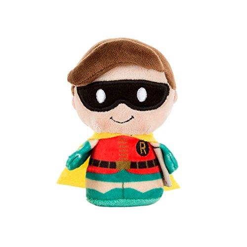 Los seguidores de déjate llevar por este pequeño versión de Robin fabricado por encima de los en un nuevo estilo contemporáneo Hallmark. Parte de la colección de la liga de la Justicia. Hecho de tela de felpa de calidad Producto oficial de DC Comics ...