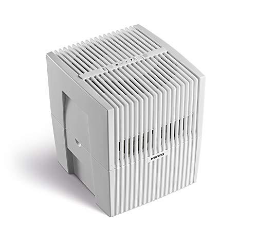 Venta Luftwäscher Original LW15, Luftbefeuchter für Räume bis 25 qm, Weiß-Grau