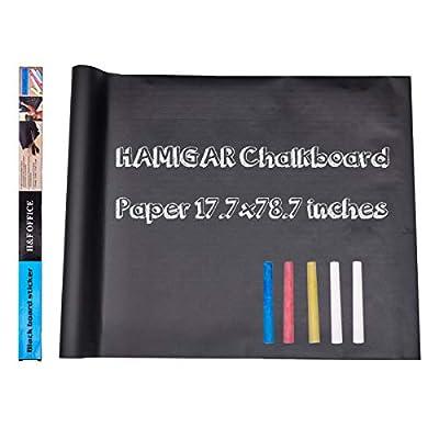 Chalkboard Wallpaper Sticker Paper Self-Adhesiv...