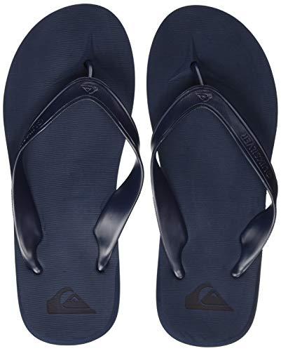 Quiksilver Carver II Deluxe, Zapatos de Playa y Piscina para Hombre, Azul (Blue/Blue/Blue Xbbb), 42 EU