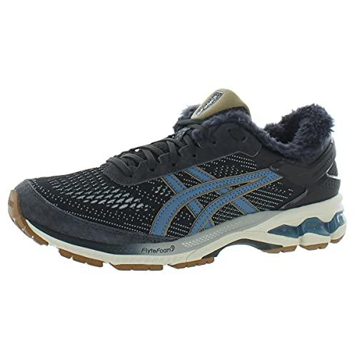 ASICS Zapatillas de correr Gel-Kayano 26 SPS para hombre, gris (Gris grafito/gris (grey floss)), 39 EU