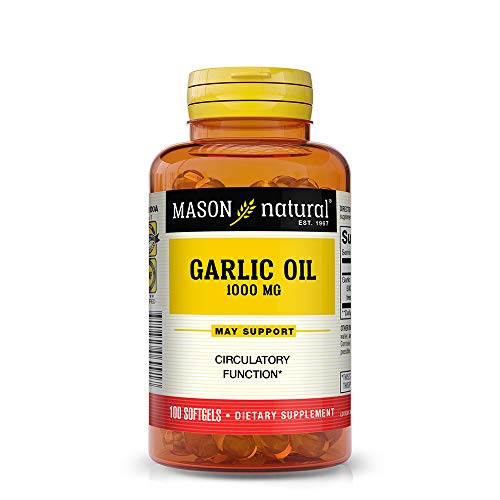 13. Mason's Natural – Garlic Oil