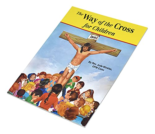 The Way of the Cross for Children (St. Joseph Picture Books)