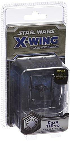 Fantasy Flight Games Star Wars - Juego Caza Tie/fo (Edge Entertainment EDGSWX38)