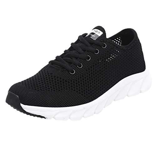 Chaussures De Sport Femme Ete Running Gym Fitness Confort Respirantes LéGer Pas Cher A La Mode Tendance Soldes Chaussures Student De Course