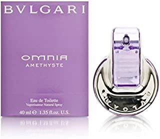 Bvlgari Omnia Amethyste By Bvlgari For Women. Eau De Toilette Spray 1.3-Ounces