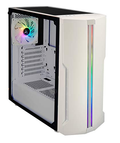 XILENCE XG221/X512.W.RGB Case PC Mid Tower BLADE Performance C X5 BIANCO