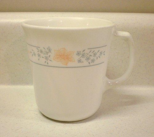 Corelle / Corning - Apricot Grove - 9 Ounce Flared Mug (Set of 4)