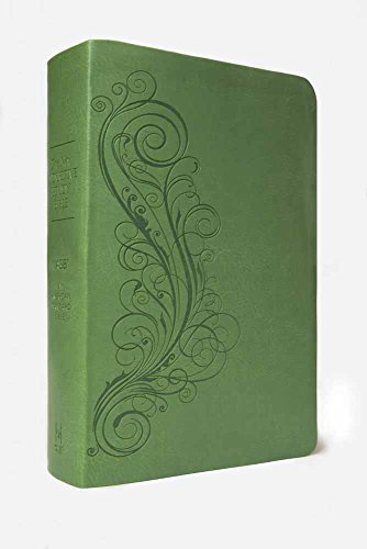 New Inductive Study Bible, The, Milano Softone™ (NASB, green)