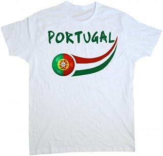 Supportershop Portugal T-shirt voor heren