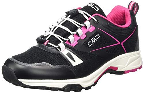 CMP – F.lli Campagnolo Damen Lahmuu Wmn Fast Hiking Shoe Wp Cross-Trainer, Schwarz (Nero U901), 42 EU