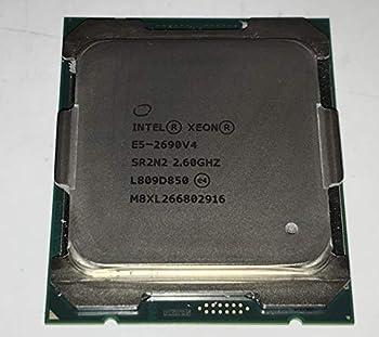 Intel XEON 14 CORE Processor E5-2690V4 2.6GHZ 35MB Smart Cache 9.6 GT/S QPI TDP 135W