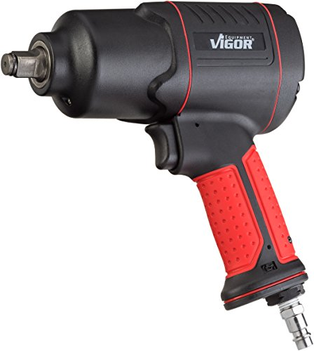 Vigor V4800 Druckluft-Schlagschrauber, max. Lösemoment 1200 Nm, Vierkant 12,5 mm (1/2 Zoll)