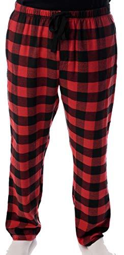45905-1A-XXXL #followme Mens Flannel Pajama Pants Mens Pajamas