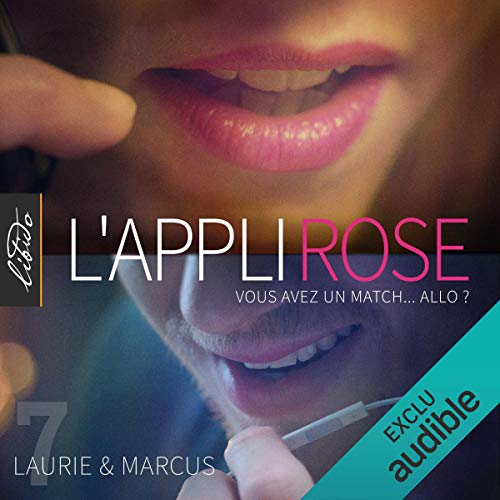 Laurie & Marcus audiobook cover art