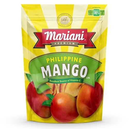 Mariani Dried Fruit, Phillippine Mango, 4 ounce (us)