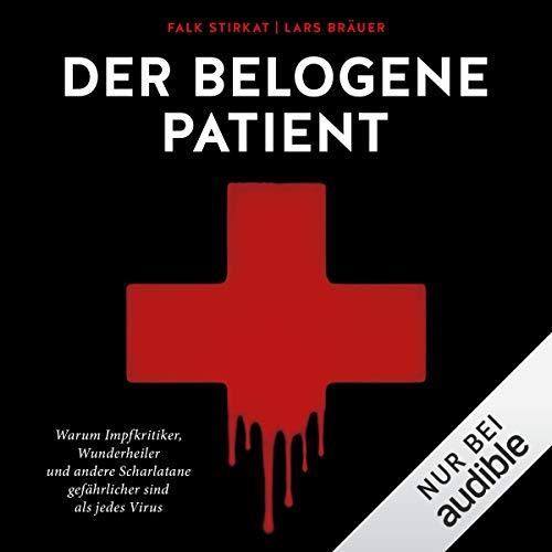 Der belogene Patient cover art