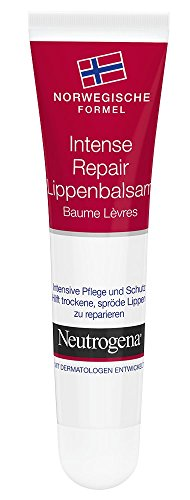 Neutrogena Norwegische Formel Intense Repair Lippenbalsam – 1er Pack