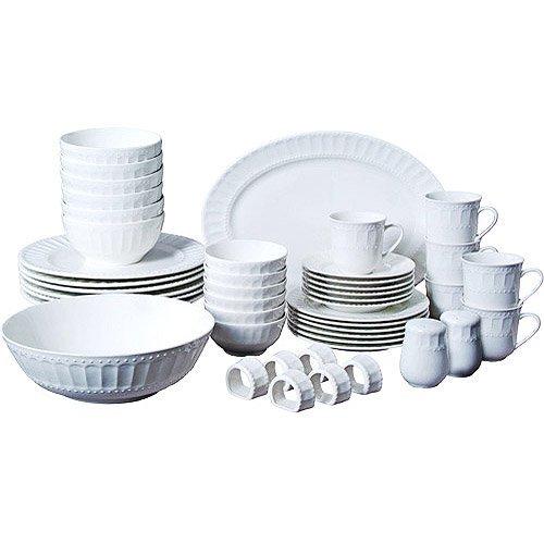 46-piece Dinnerware and Servewar...