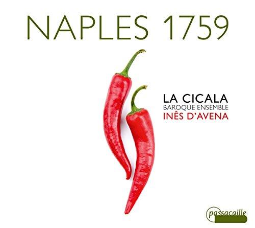 Naples 1759 - Musik für Blockflöte