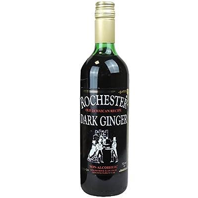 (Pack Of 12) Rochester - Rochester Dark Ginger Drink Non Alcholic - (725ml)