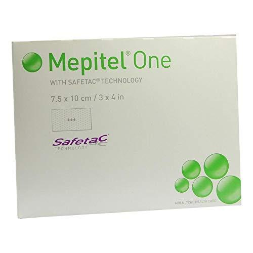 MEPITEL One 7,5x10 cm Silikon Netzverband 10 St