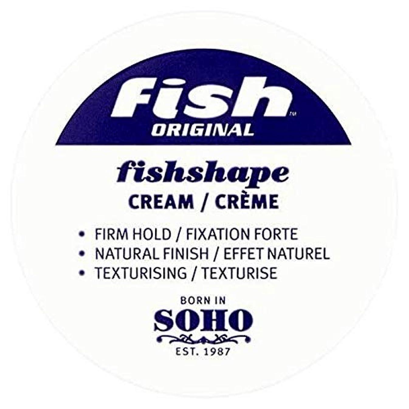 制限されたありふれた検索[Fish Soho ] 魚本来のFishshapeテクスチャーのクリーム100ミリリットル - Fish Original Fishshape Texturising Cream 100ml [並行輸入品]
